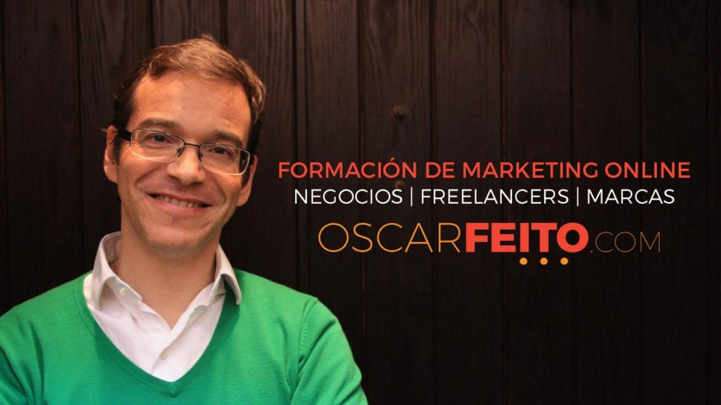 Oscar Feito marketing online