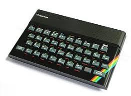 Ordenador Spectrum de 48K