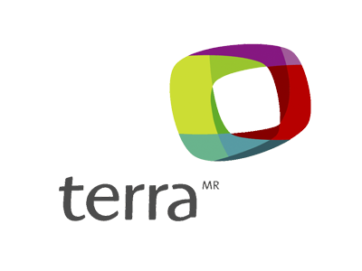 Logo de la marca Terra