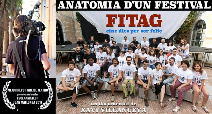 FITAG: ANATOMIA D\'UN FESTIVAL. Premio nacional ESCENAMATEUR