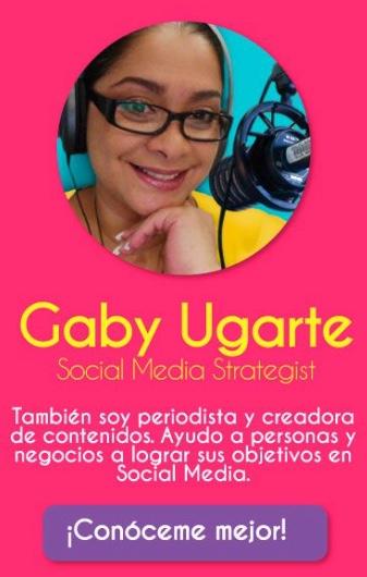 Cajón de suscripción del blog gabyugarte.com