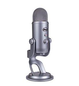 Micrófono de condensador Blue Yeti