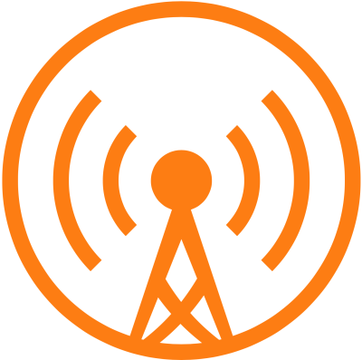 Logotipo de Overcast