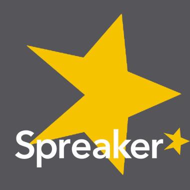 Logotipo de Spreaker