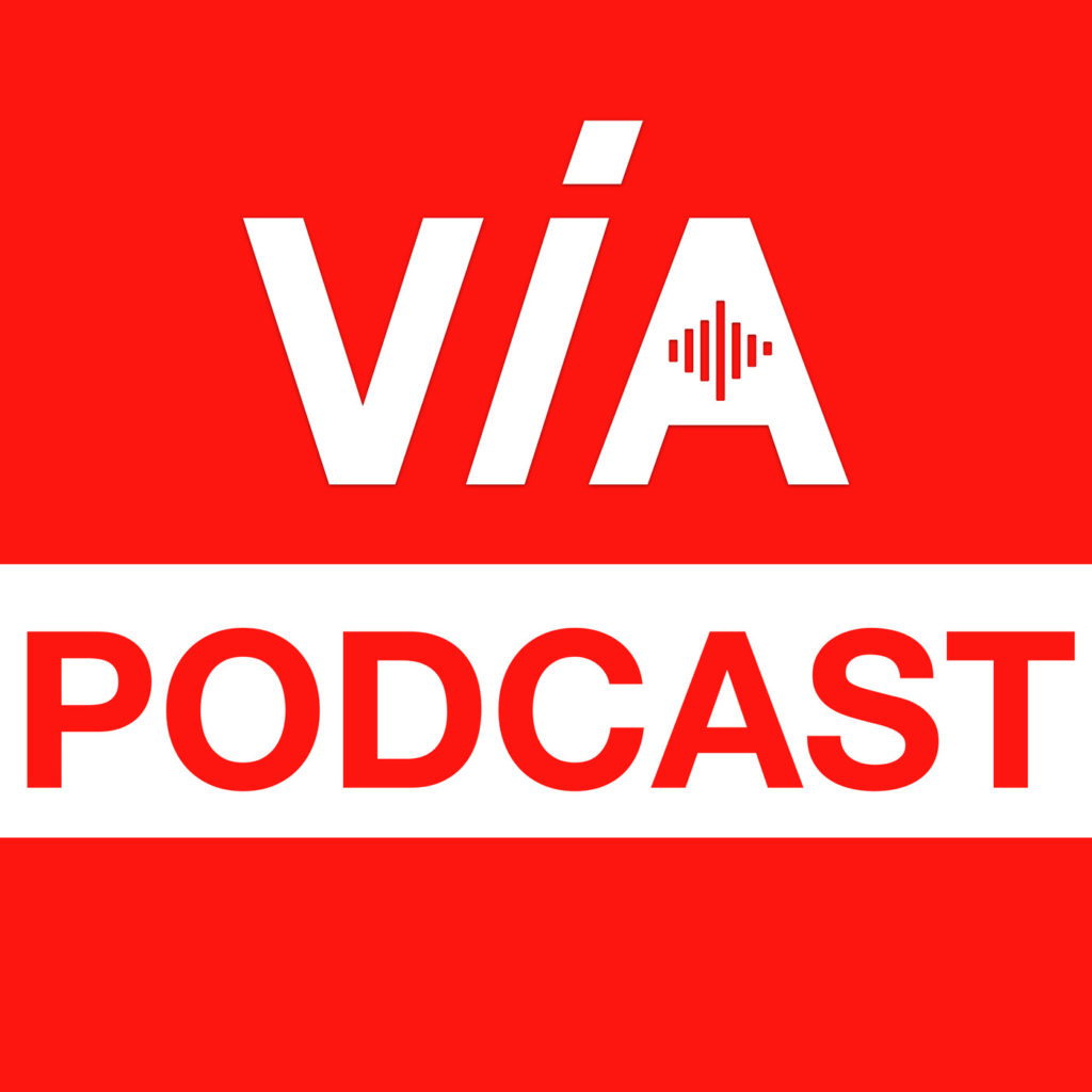 Carátula del pódcast VIA Podcast