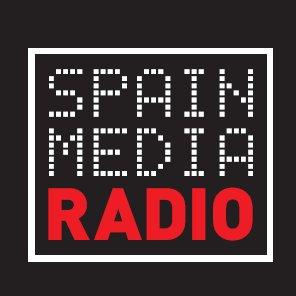 Logotipo de Spain Media Radio