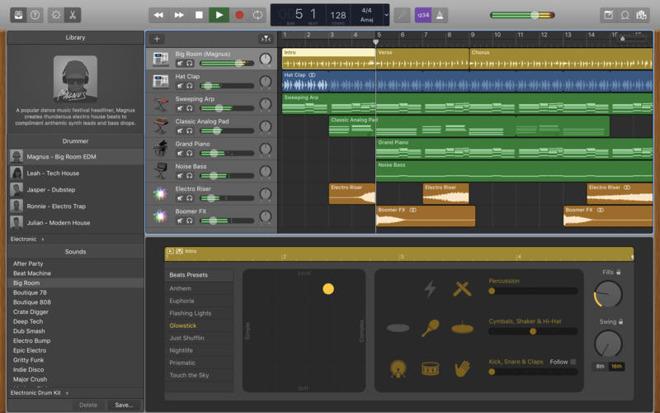 Cómo editar un podcast en Garage Band