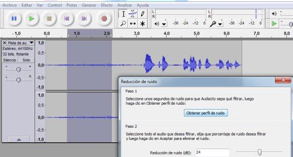 Cómo editar un podcast. Limpieza de audio