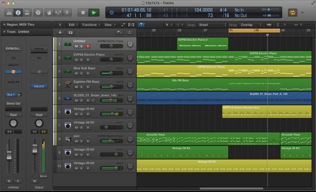 Cómo editar un podcast con Logic Pro de MAC