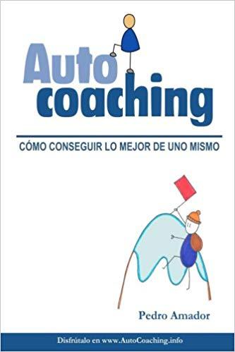 """Portada libro de Pedro Amador """"Autocoaching"""""""