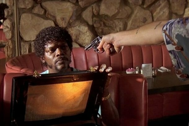 El McGuffin del maletín de Pulp Fiction