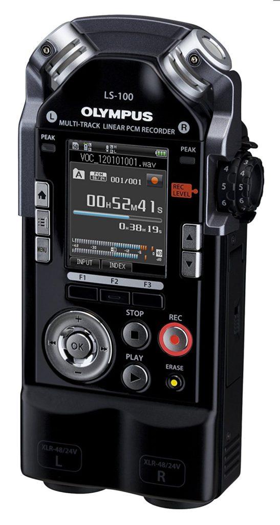 Grabadora Olympus PCM LS-100