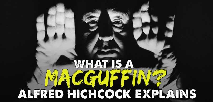 Qué es un MacGuffin - ABISMOfm