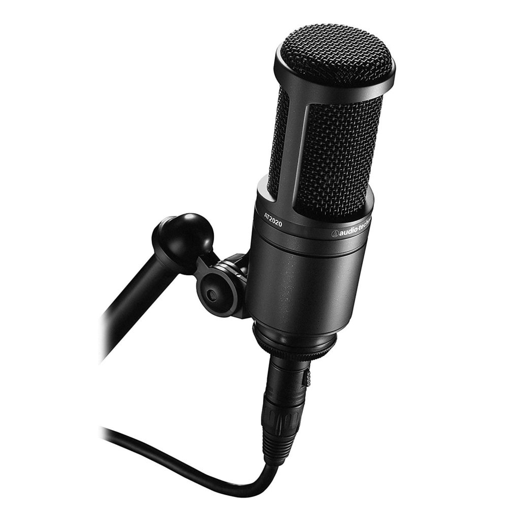 Micrófono Audio-Technica-AT2020