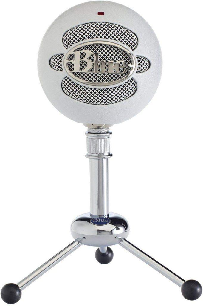 Micrófono Blue-Snowball