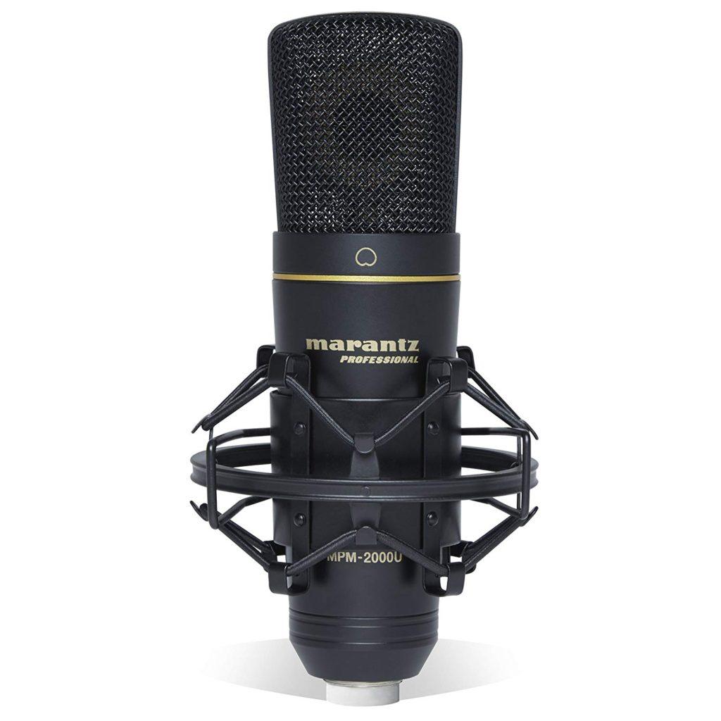 Micrófono Marantz-Professional-MPM-2000U