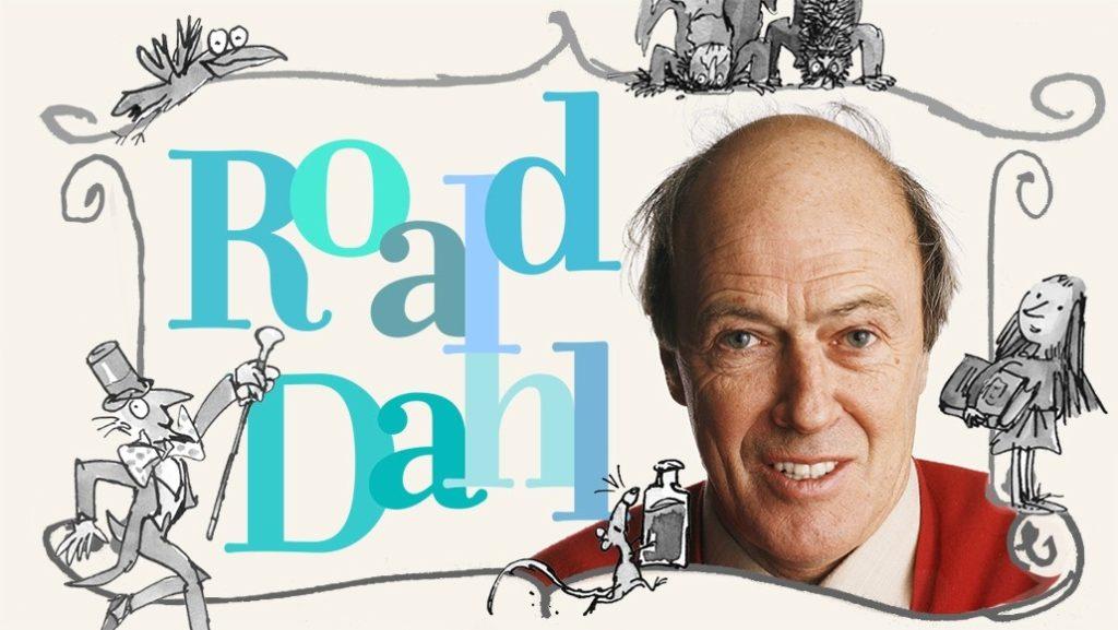 Roald Dahl. Audiolibros y Relatos
