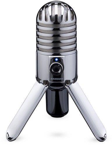 Micrófono Samson-Meteor