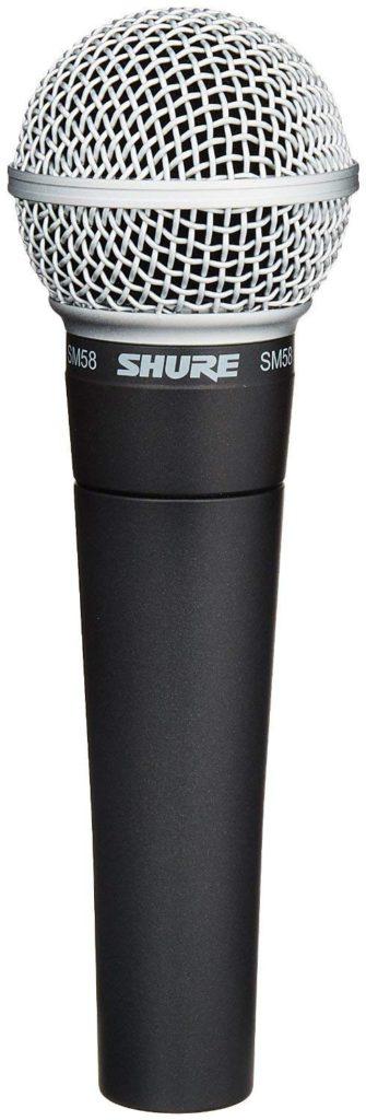 Microfono Shure-SM58