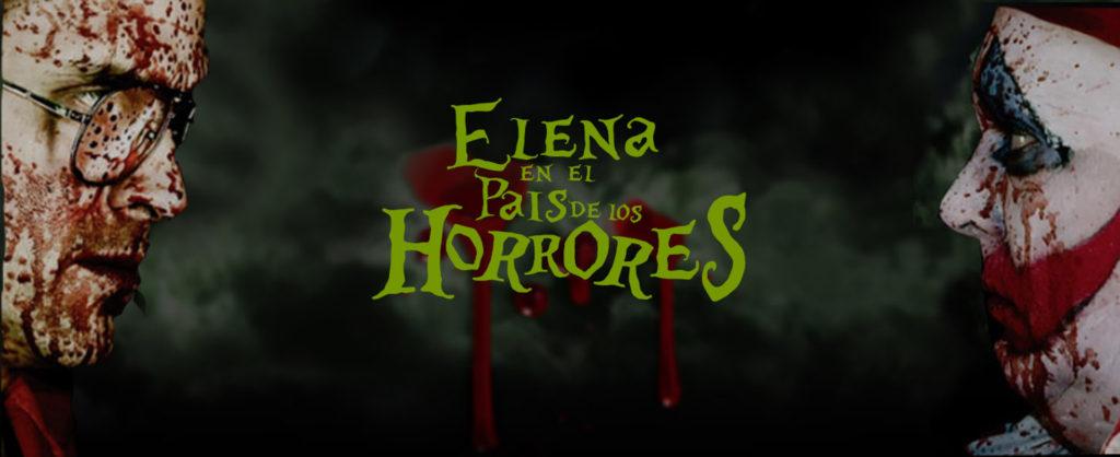 Elena Merino En el país de los horrores