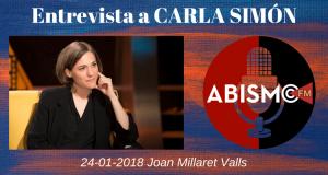 Entrevista a Carla Simón. Directora de Verano 1993