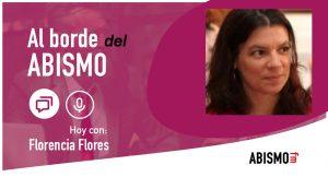 Florencia Flores. Especial Día Mundial de la Mujer Trabajadora