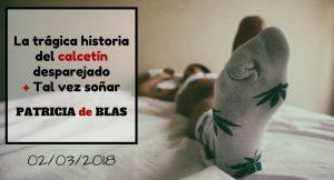 La trágica historia del calcetín desparejado + Tal vez soñar