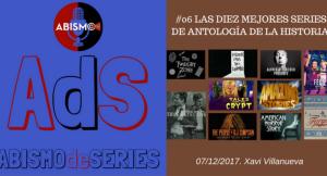 Las diez mejores series de antología de la historia