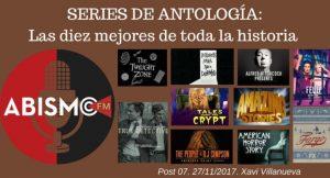 Series de antología. Las diez mejores de toda la historia