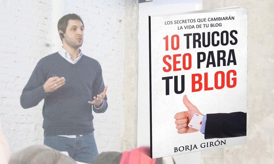 Trucos de SEO con Borja Girón - Podcasting para Principiantes