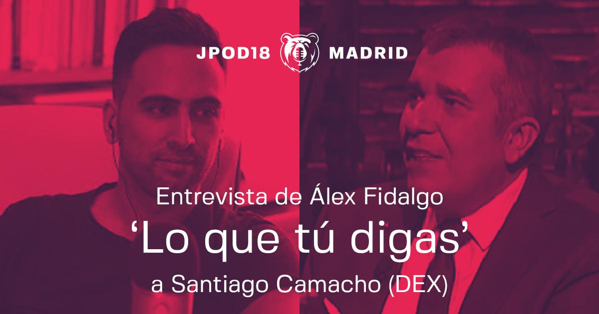 Alex Fidalgo y Santi Camacho - ABISMOfm