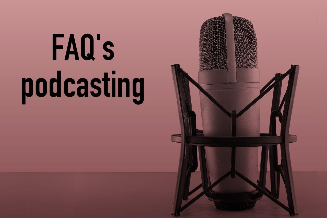 FAQ's: preguntas y respuestas sobre podcasting - ABISMOfm