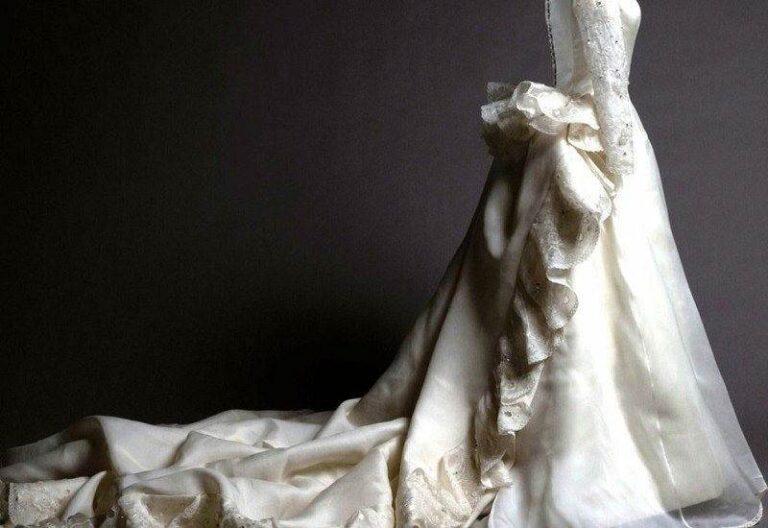 El vestido de seda blanca. RICHARD MATHESON
